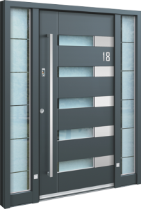 Spitfire Doors Make An Entrance Aluminium Doors