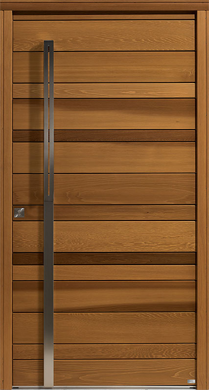 Modern Timber Doors S 400 Series By Spitfire Doors