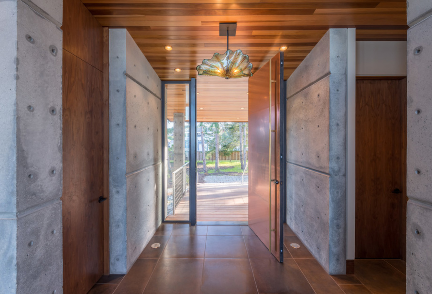 21 Stunning front door designs from architects around the world